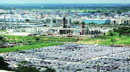 Maruti Gurgaon plant, Haryana government, Chandigarh news, Haryana news, idian express news