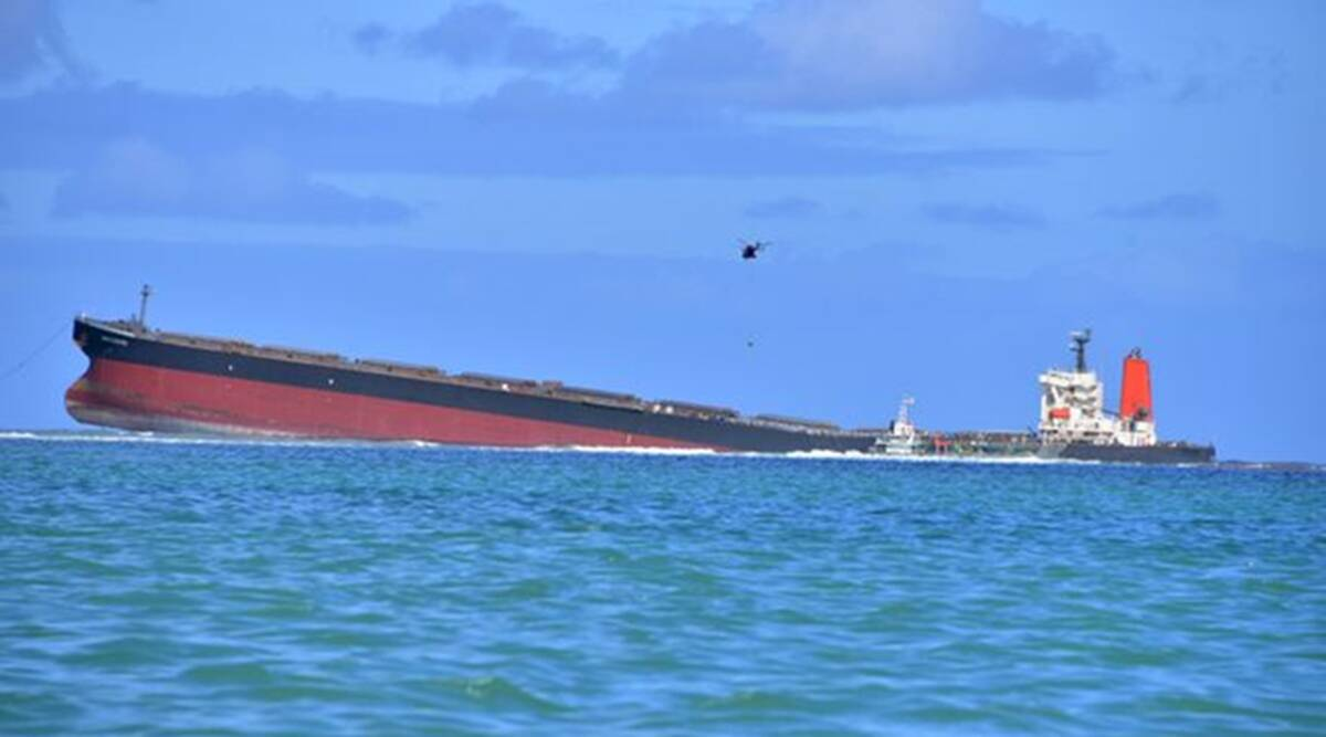 Japanese ship that brought about Mauritius oil  slick passed yearly inspections