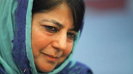 Will hold Tricolour and J-K flag together: Mehbooba Mufti