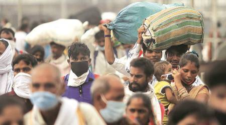 Slowly, migrants return to Delhi and NCR: 'There's no work back home'