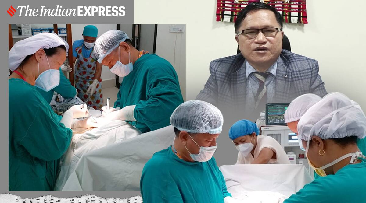 Mizoram MLA Thiamsanga delivers baby doctor on leave twitter viral news, trending, north east, trending,