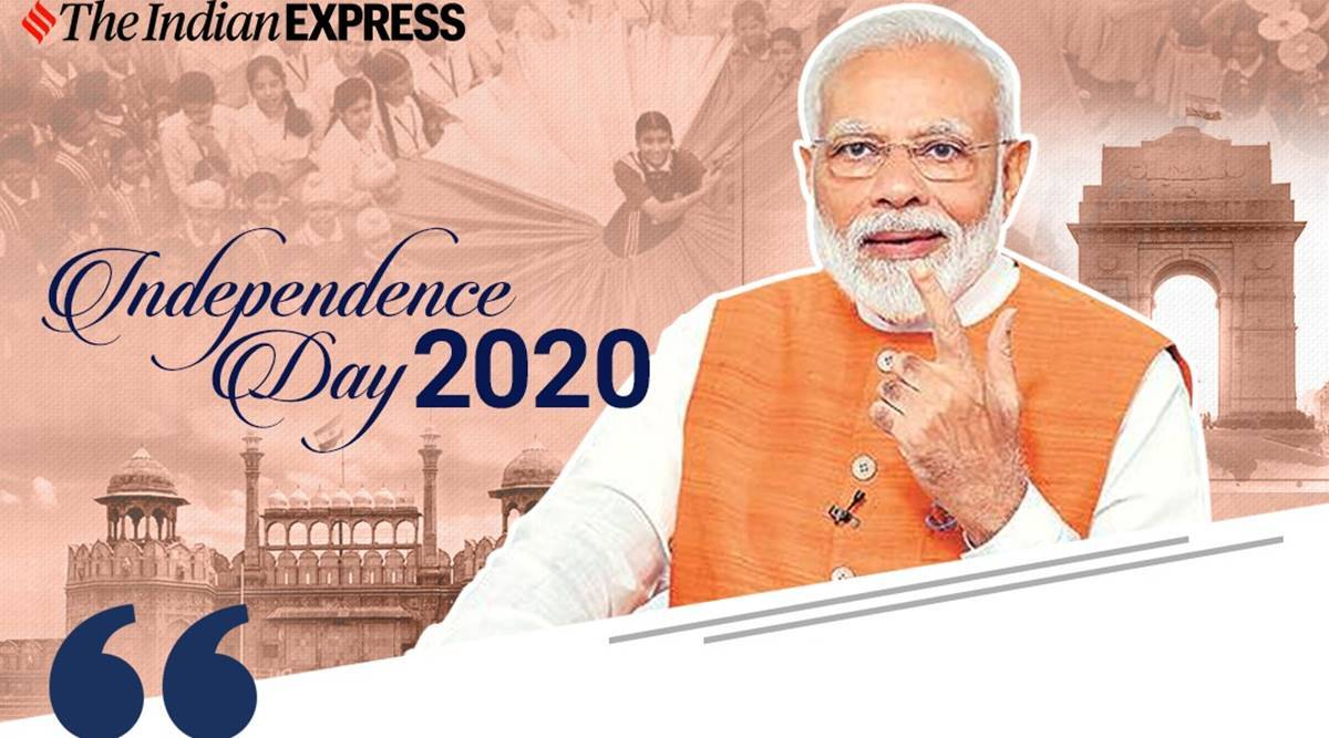 Modi's Independemce Day speech top quotes