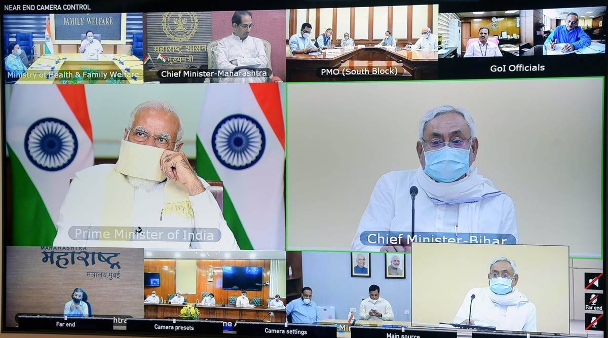 PM Modi reviews flood situation with six CMs, stresses need for Covid precautions in rescue