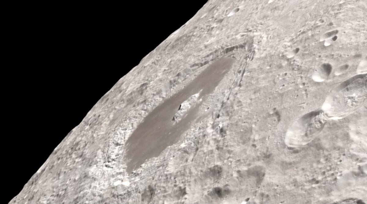 Moon in 4K, Moon video, Apollo 13 mission, Moon closeup, Moon closeup video, Moon mission, NASA