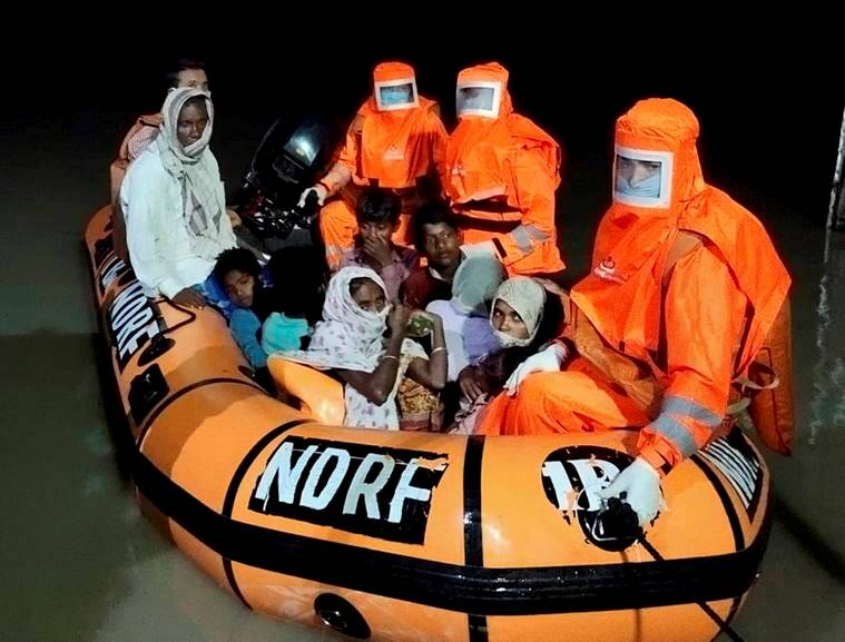 NDRF, role of NDRF, NDRF personnel, NDRF training, NDRF units, Air India plane crash NDRF, Kerala landslide NDRF, NDRF news, Indian Express