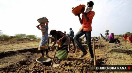 In less than five months of FY21, NREGA demand at all-time high