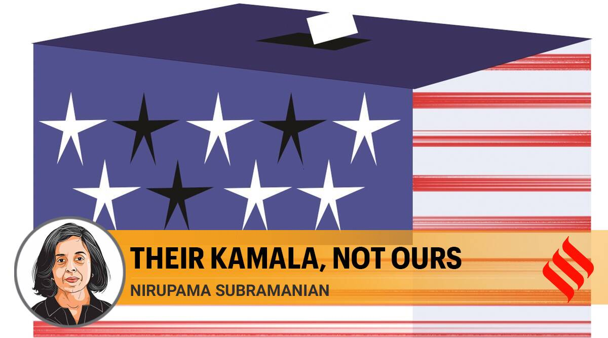 A Majoritarian Democracy Like India Could Not Have Produced A Kamala Harris The Indian Express