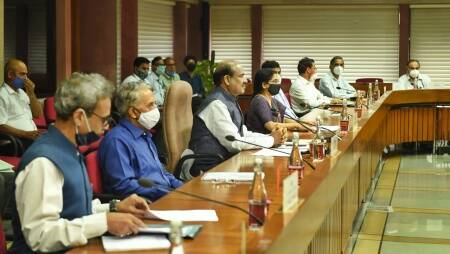 Parliament pendinf cases, Om Birla, Om Birla Lok Sabha, Parliament committees Om Birla, Adhir Ranjan Chowdhury, Parliament Session, House panel Pending cases, indian express