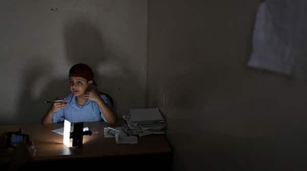 gaza viral rapper, gaza schoolboy raps about war, palestine school boy rap about war, Gaza messenger viral song, viral news, gaza news, indian express