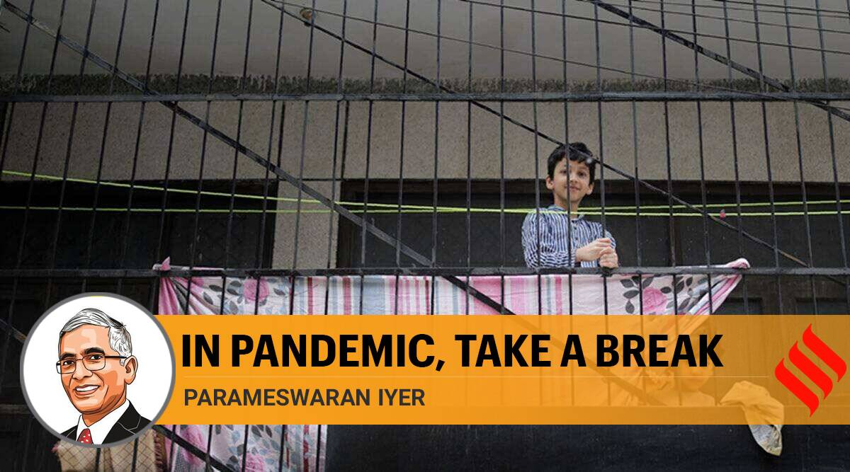 Pandemic may be ripe to re-evaluate life and career, put family over work - The Indian Express