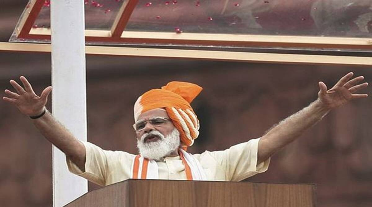 National Digital Health Mission, narendra modi independence day announcements, modi health ID, National Health Authority, digital privacy, indian express news
