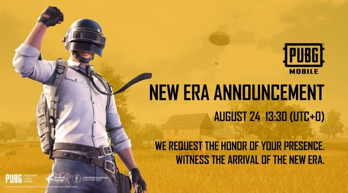 PUBG Mobile version 1.0 update release on September 8: What to expect - The Indian Express