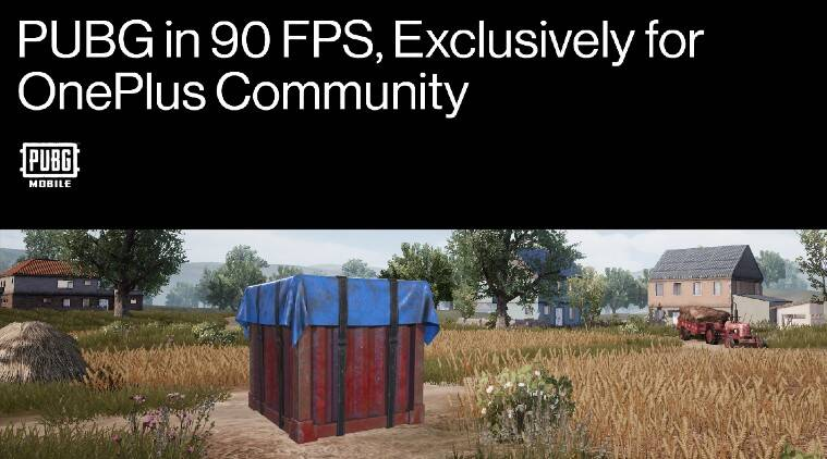 OnePlus and PUBG Mobile partner to bring 90fps game mode for users
