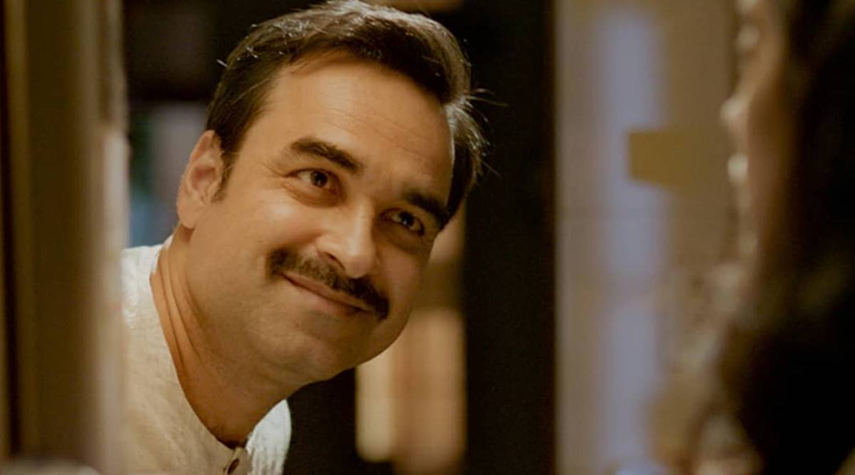 Pankaj Tripathi On Playing Anup Saxena In Gunjan Saxena I Want The World To Have More Such Fathers Entertainment News The Indian Express