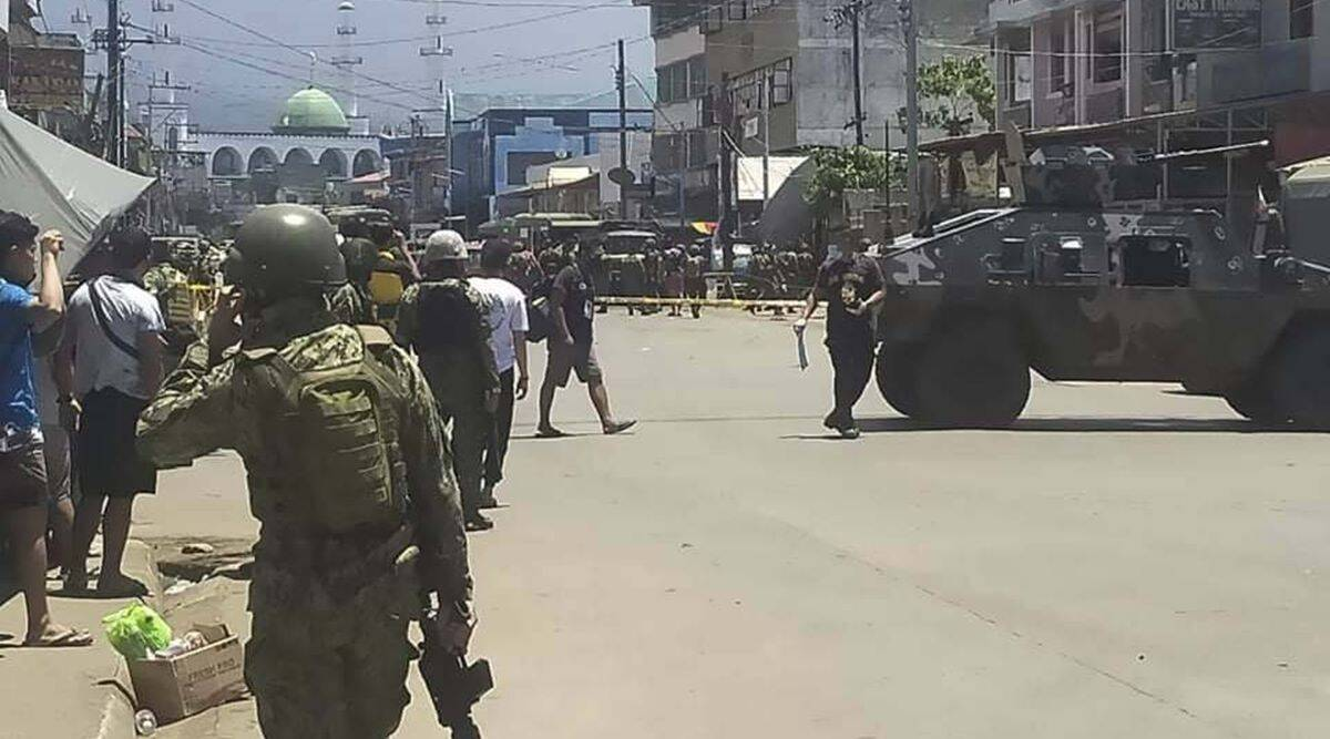 At least 10 killed in bomb attacks in southern Philippines | World ...