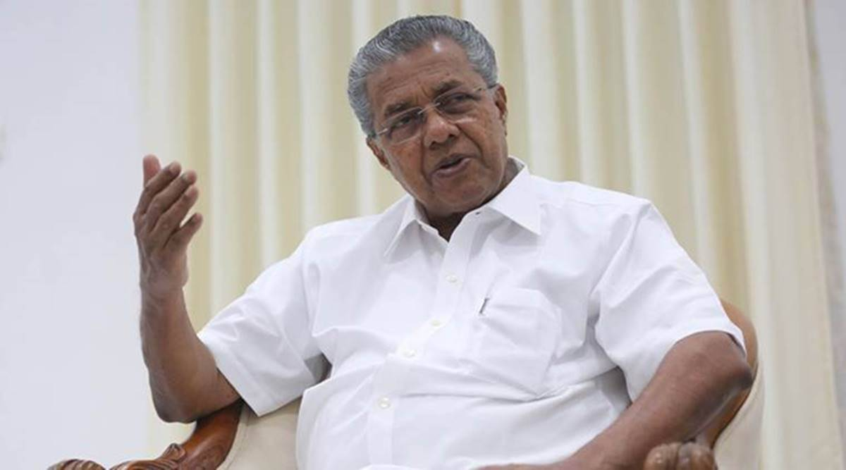 As Pinarayi Vijayan campaigns online, Opposition says he 'ran away due to scandals'