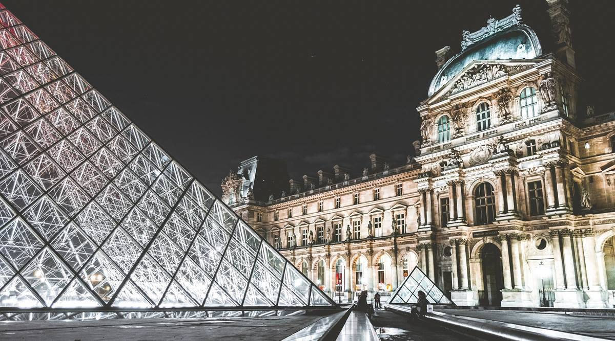 """Most-Saved Places"" Google Maps, France, visiting France, international travel, COVID-19 pandemic, Louvre Museum, Eiffel Tower, indian express news"
