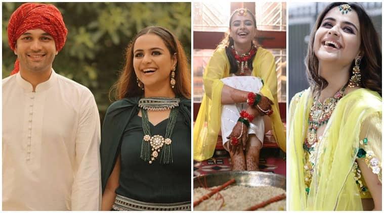 Prachi Tehlan wedding LIVE UPDATES