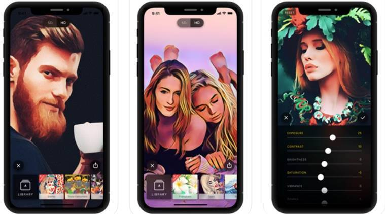 best photo editing apps android, best photo editing apps ios, snapspeed, prisma, foodie camera for life, photo collage, adobe lightroom, world photography days