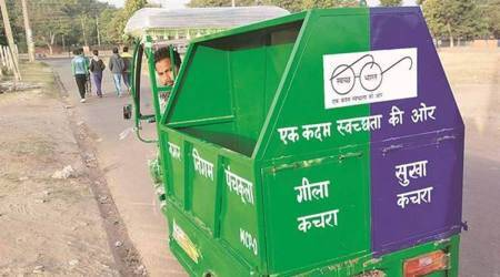 Beginning today, Chandigarh civic body to collect segregated waste from sectors 1-30