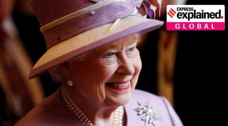 Queen Elizabeth, Buckingham Palace, Queen Elizabeth Windson Castle, Indian Express