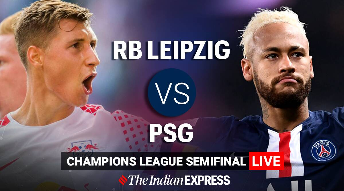 UEFA Champions League 2020 Highlights PSG Beat RB Leipzig