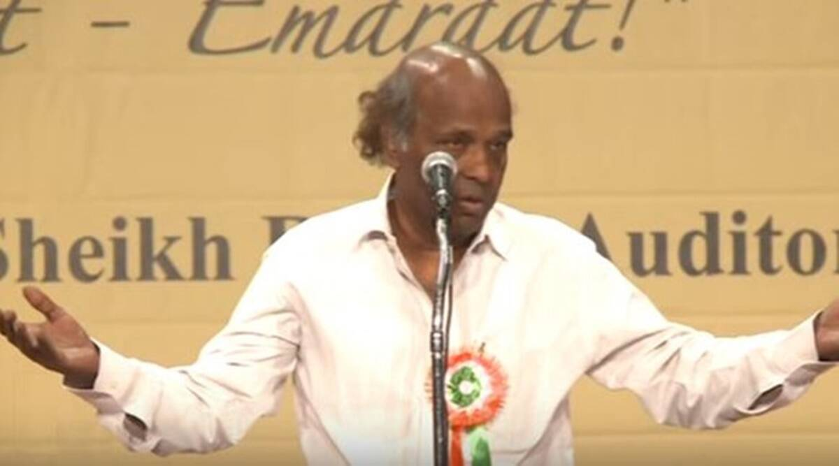 Rahat Indori, 70, passes away; had tested Covid-19 positive | Books and  Literature News,The Indian Express