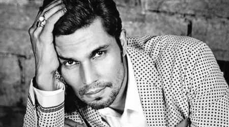 Actor Randeep Hooda, Randeep Hooda motivational speech, Randeep Hooda films, Randeep Hooda Life Positive, indian express, indian express news