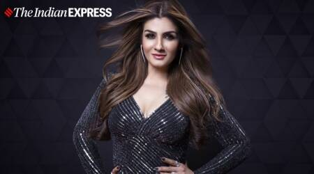 Raveena Tandon, Raveena Tandon interview, Raveena Tandon photos, Raveena Tandon lockdown, indian express lifestyle