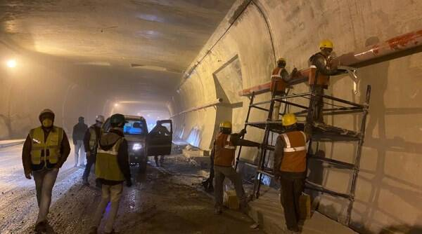 Rohtang tunnel, Rohtang tunnel inauguration, Rohtang tunnel features, Rohtang tunnel connectivity, Rohtang tunnel project, indian express