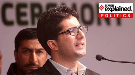 Shah Faesal, Shah Faesal ias, shah faesal quits politics, shah faesal People's Movement, Indian Express explained, latest news