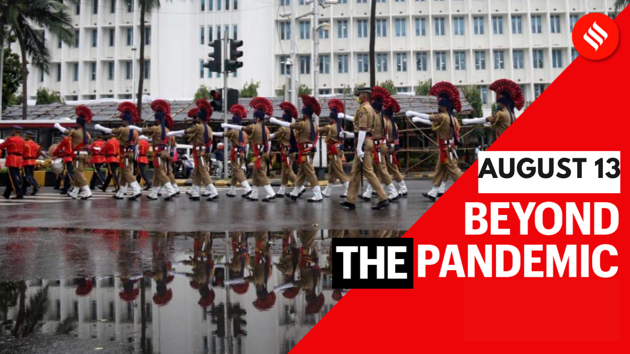Top Headlines for August 13: Delhi Rains, Independence Day rehearsal and More