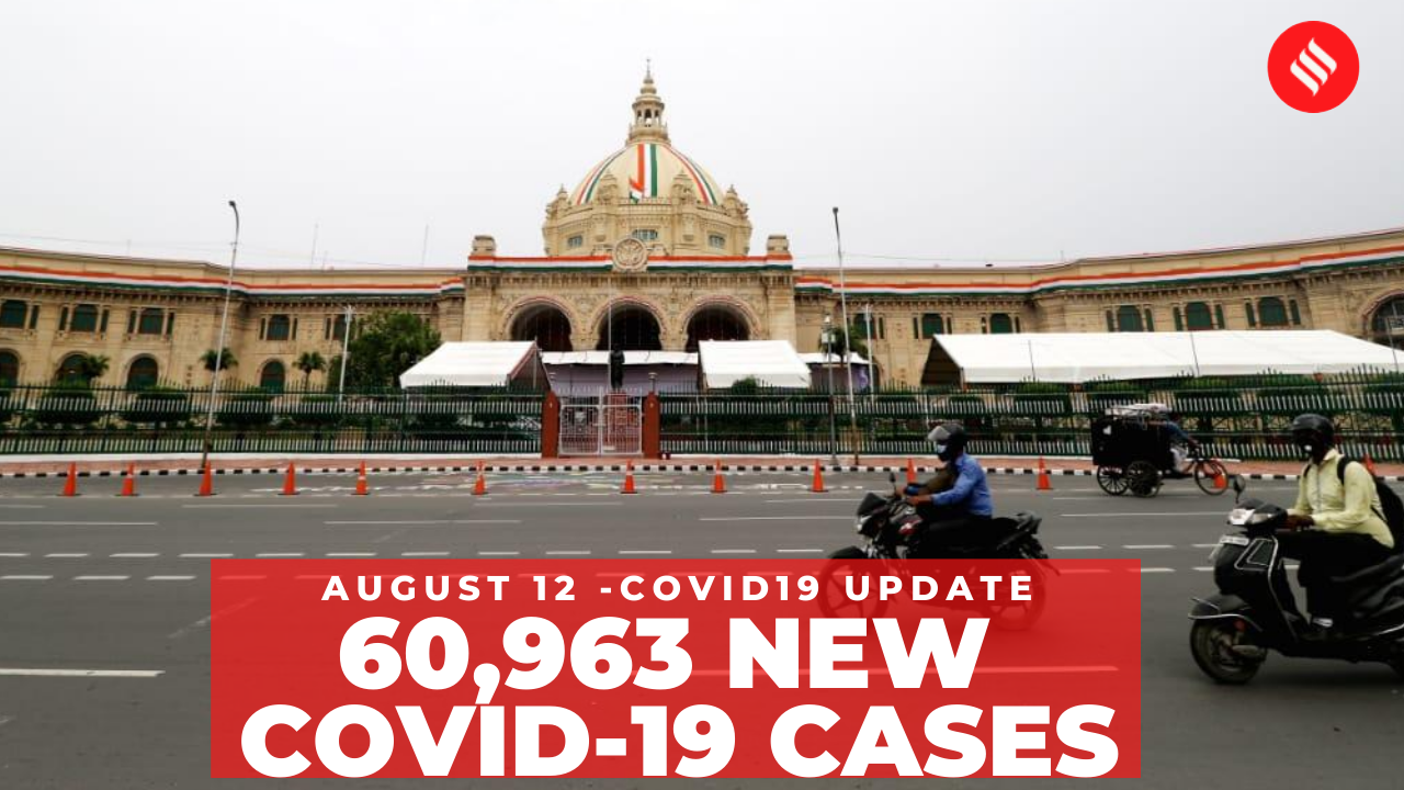 Coronavirus on August 12, around 61 thousand new COVID-19 cases in last 24 hours