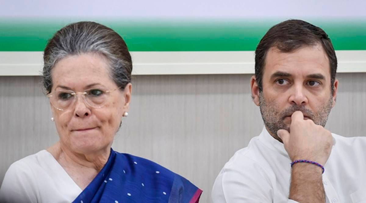 Sonia Gandhi, Sonia Rahul Gandhi, Sonia Gandhi health news, Sonia Gandhi US treatment, Rahul Gandhi, Rahul Gandhi Congress, Indian Express news