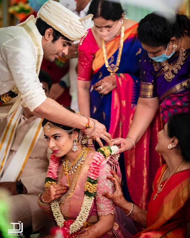 sujeeth marriage