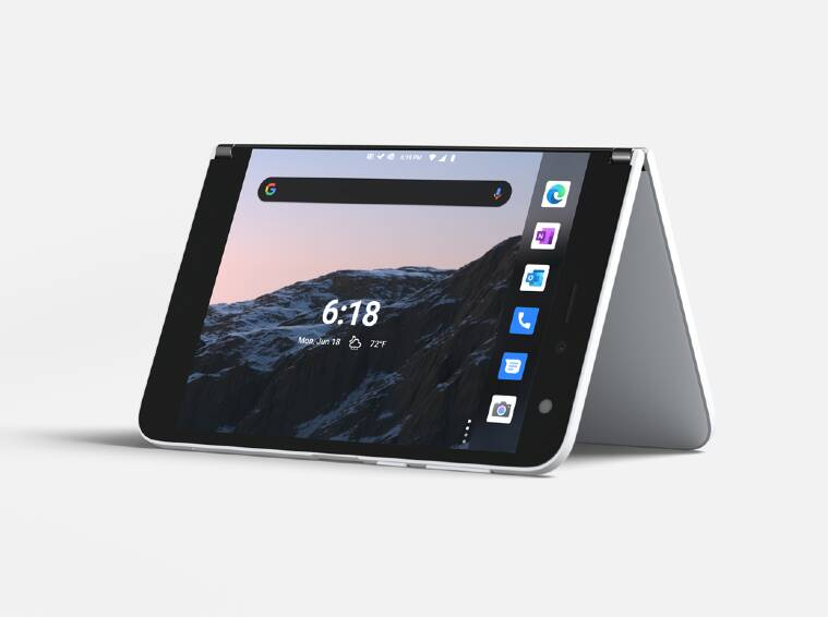 Surface Duo, Surface Duo price, Surface Duo launch in India, Surface Duo specs, Surface Duo Android, Surface Duo pre-orders