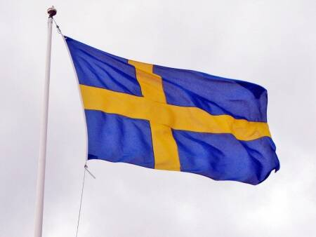 Sweden, Swedish Flag