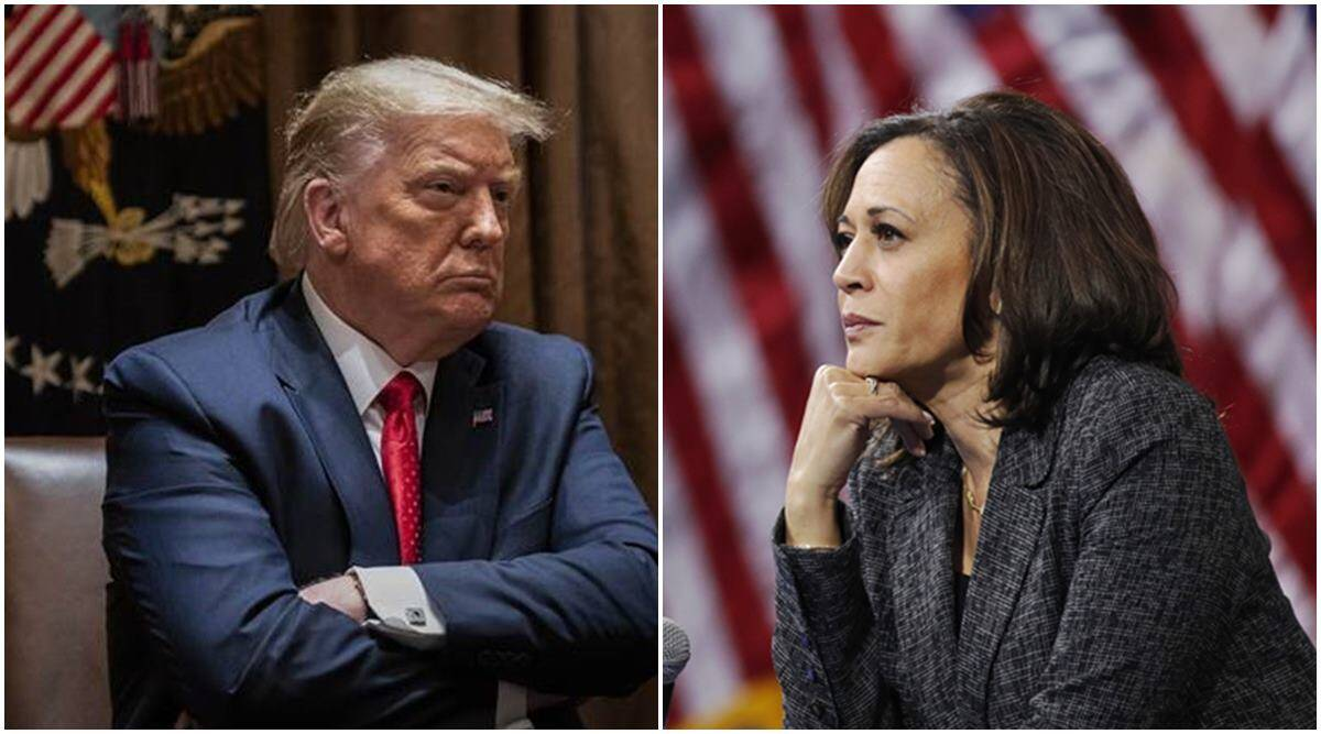US elections: In sign-off rallies, Donald Trump and Kamala Harris stick to script