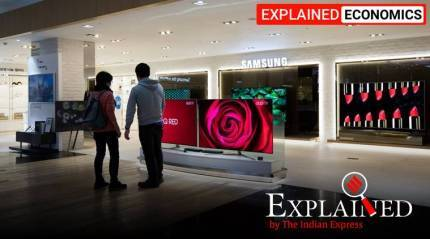Will the import restrictions on televisions push up prices?