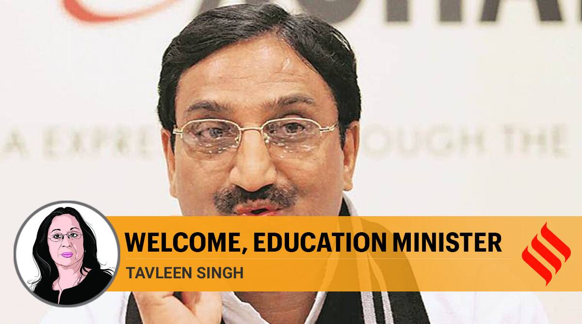 new education policy, what is new education policy, new education policy debate, ramesh pokhriyal nishank, nep 2020, india minister of education, tavleen singh