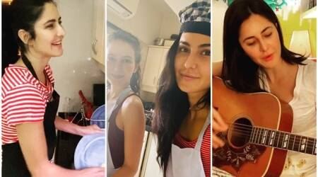 The quarantine life of Katrina Kaif