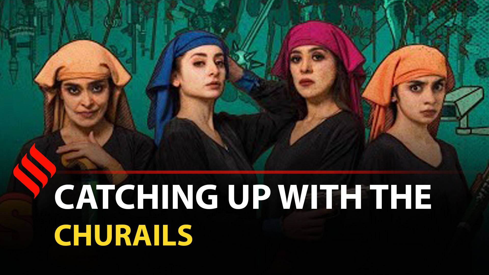 I want women to be empowered after watching Churails: Mehar Bano | Churails Cast Interview