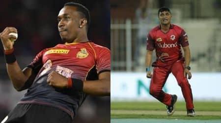 CPL 2020, CPL 2020 highlights, Dwayne Bravo 500 T20 wickets, Pravin Tambe debut