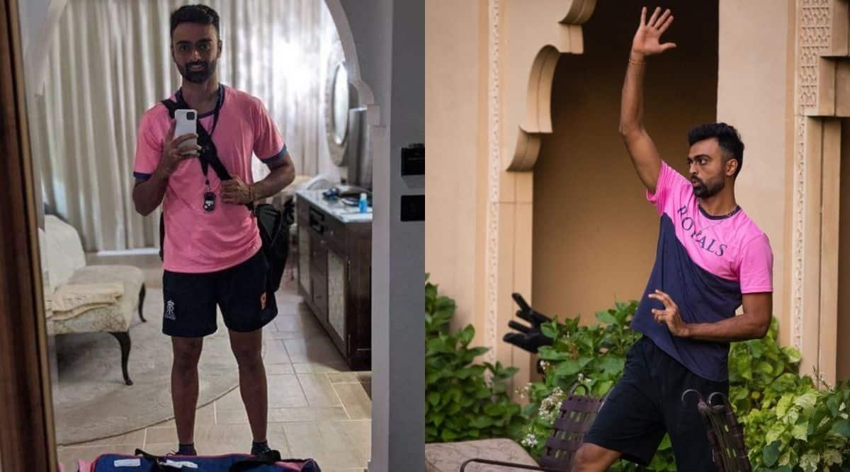 Jaydev Unadkat, Jaydev Unadkat Rajasthan Royals, Jaydev Unadkat diary, IPL diary Jaydev Unadkat, Jaydev Unadkat in UAE