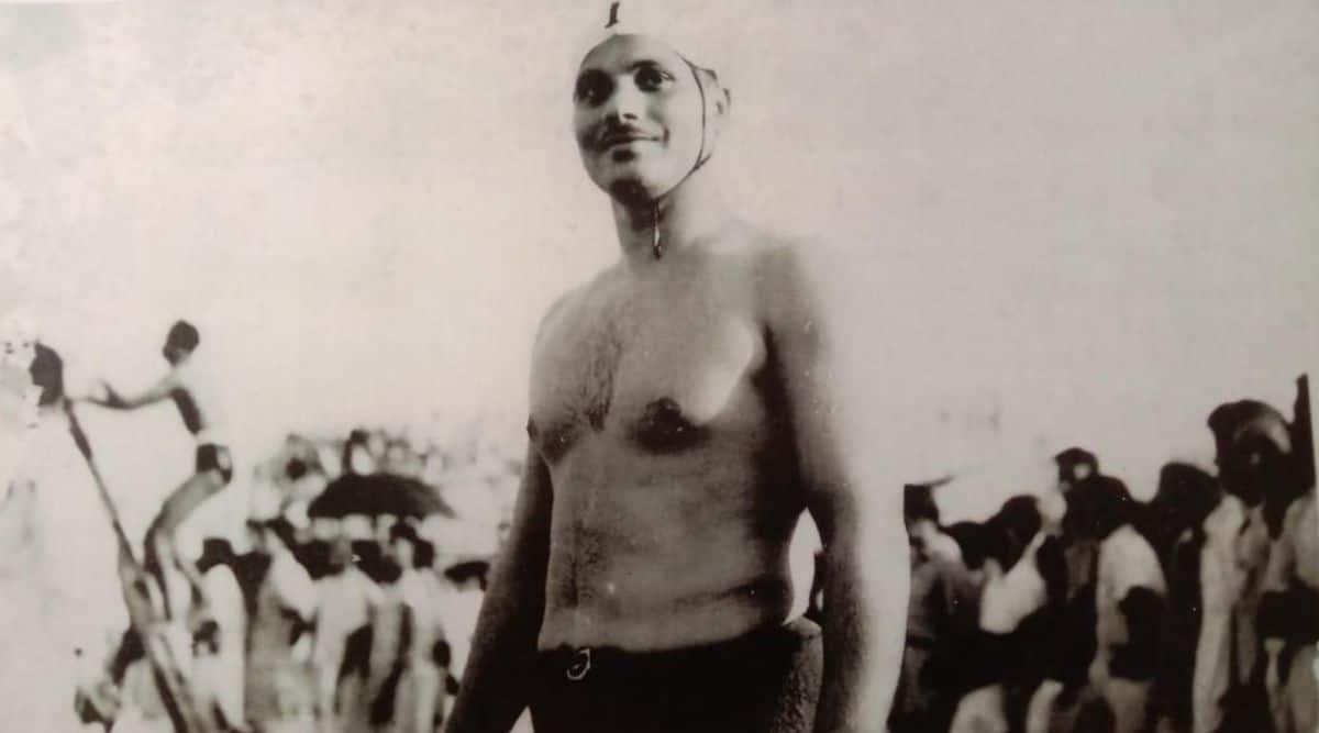 Sachin Nag , Swimmer sachin Nag, story of Sachin nag, swimmer Sachin Nag's story, Sachin Nag national award, 1951 Asian Games Sachin Nag