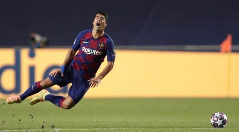 Bayern beat Barcelona, Bayern vs Baracelona, Bayern 8 Baracelona 2, UEFA Champions League, Bayern vs Barca highlights, Quique Setién