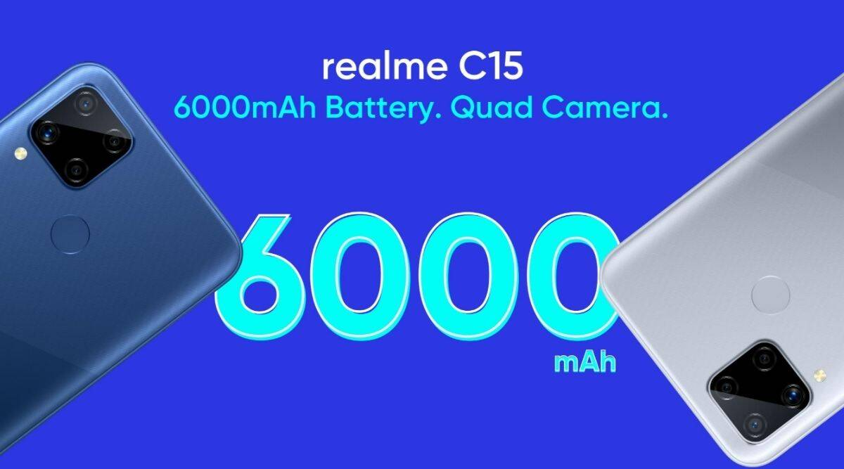 Here's what we know about entry-level Realme C12 and C15