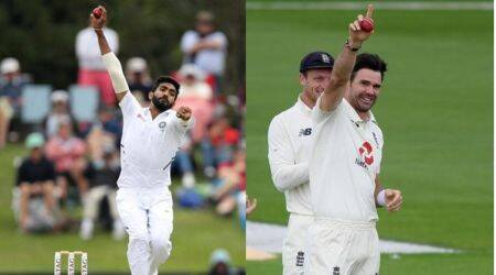 Bumrah and Anderson