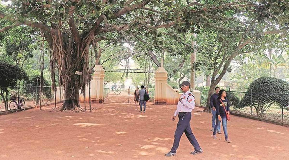 Visva-Bharati, Visva-Bharati varsity, Visva-Bharati officials dismissed, Visva-Bharati minutes tamerring case, education news