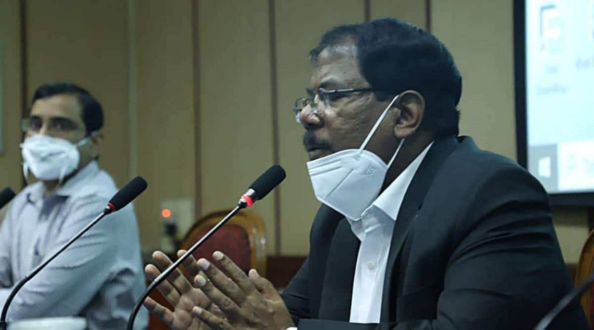 Manjunatha Prasad, BBMP, Bengaluru, Commissioner
